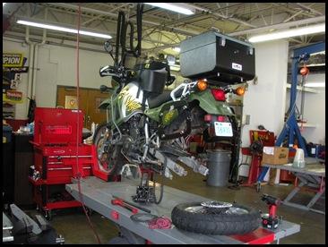 Micatech Install & Jetboil Farewell