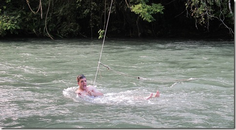 Tikal to Lanquin 012