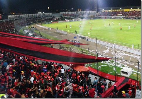 Cuenca Soccer Game