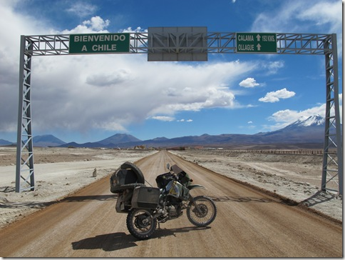 Border (Ollague) to Calama 001
