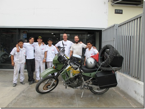 Lima (Moto Performance Peru - Riccardo) 003