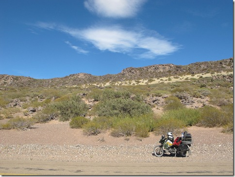 Mendoza to Malarque to Zapala to Bariloche 002
