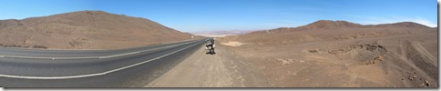 Northern Chile Desert stitch