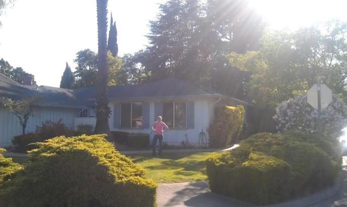 Our House in Cupertino