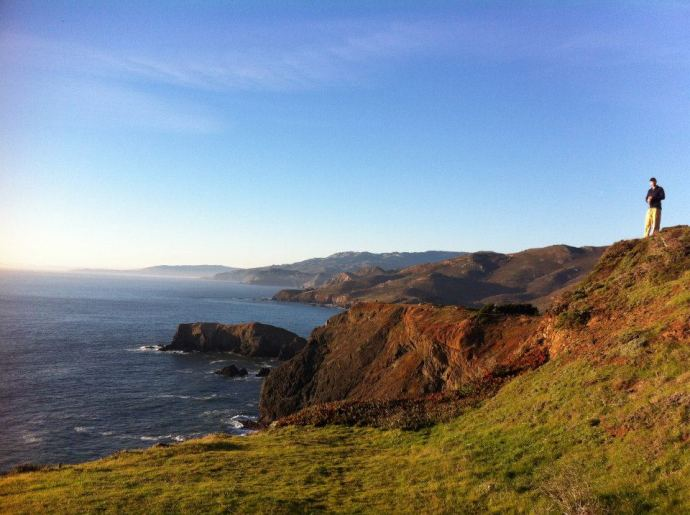 Point Bonita Marin County Hiking