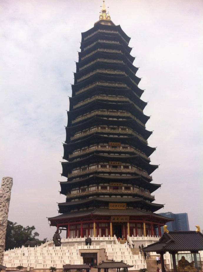 Worlds Tallest Pagoda