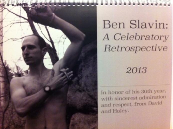 Ben Calendar
