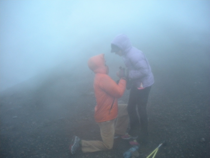 Volcan Acatenango Proposal
