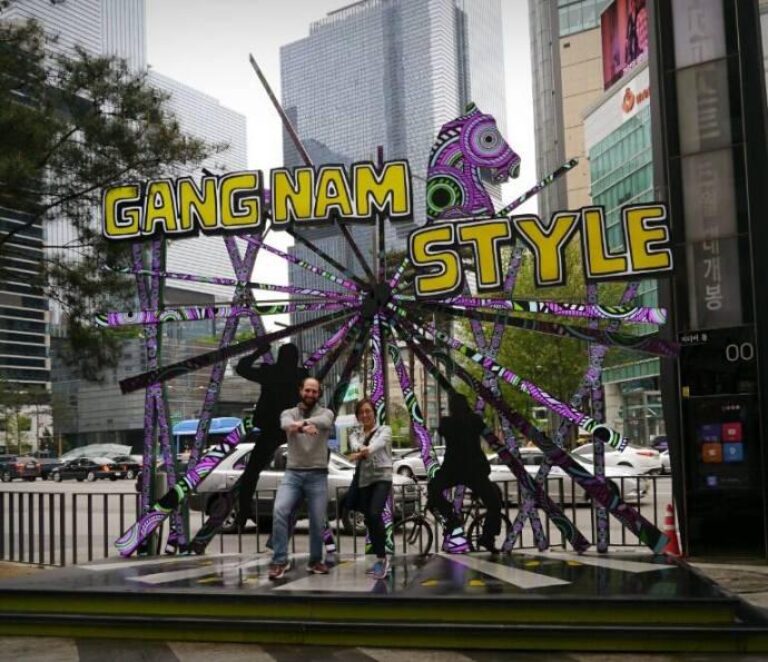 Korea Gangnum Style