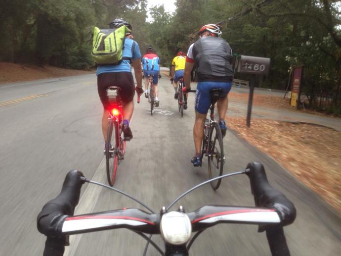 August - Bike Rides