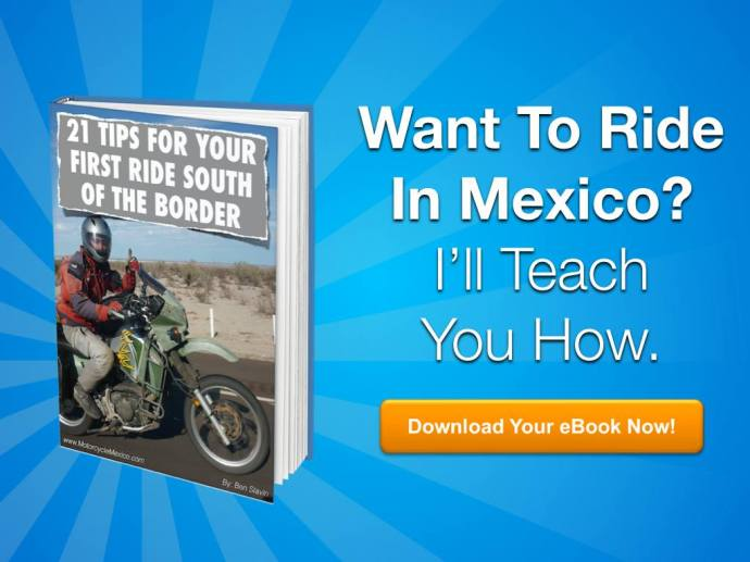 Motorcycle Mexico eBook