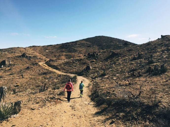November - JTNP Hiking