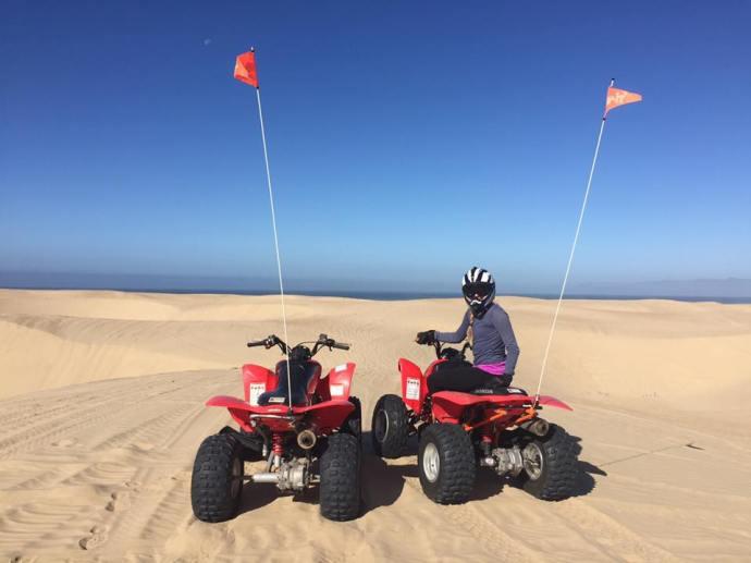 November - Sand Dunes