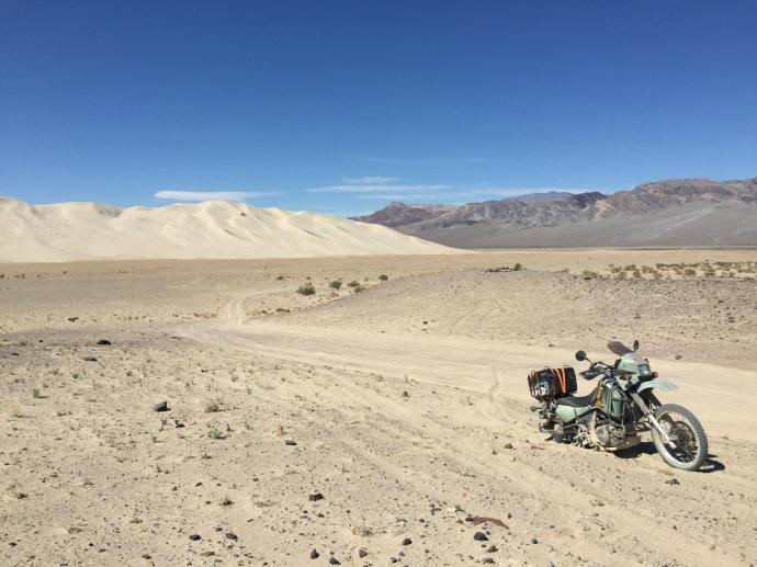 Death Valley Moto
