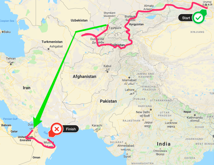 AFMM Map